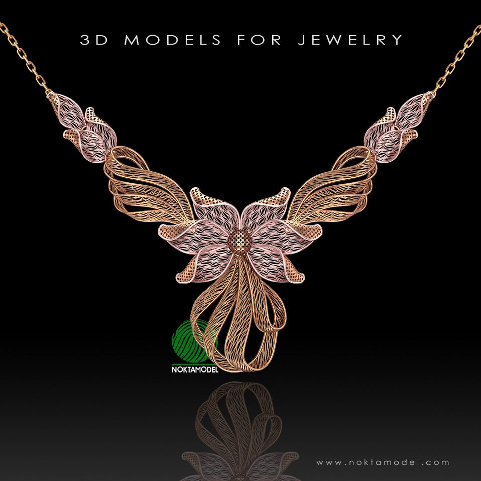 NOKTAMODEL - 3D MODELS FOR JEWELRY